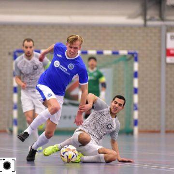 Zaalvoetbalclinic 21 september